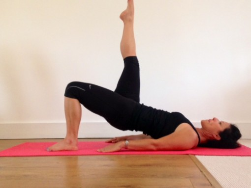 pilates with Louise